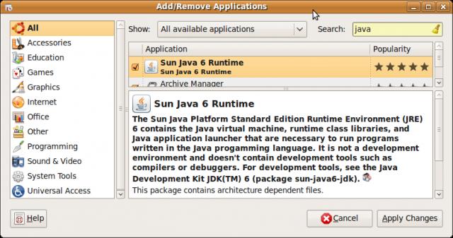 ubuntu - add software